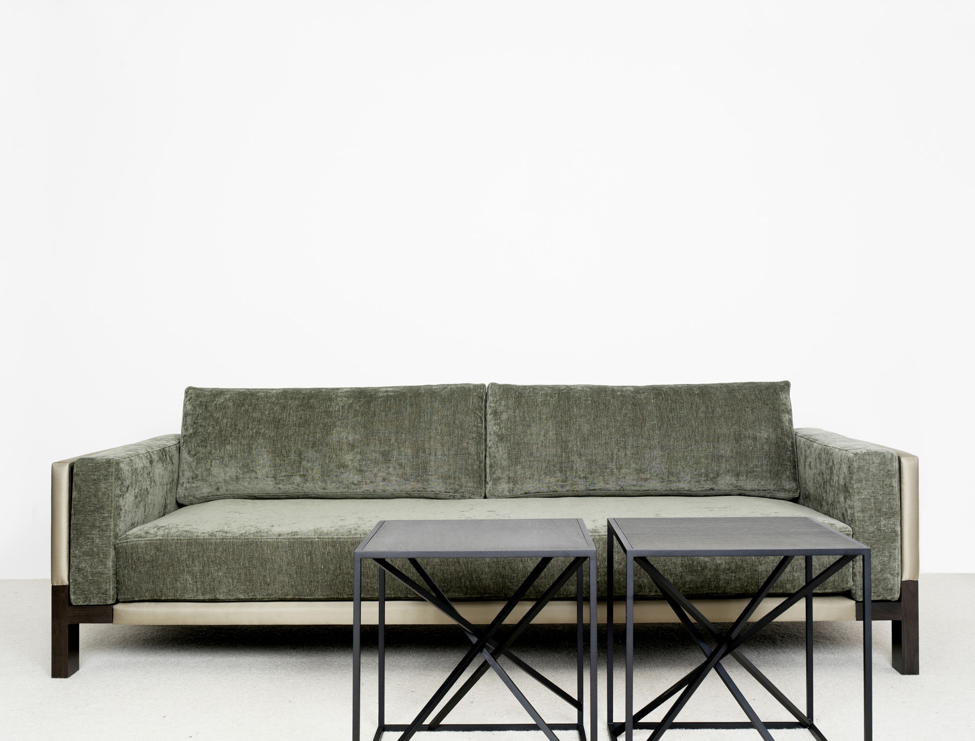 Canape Noe Table Appoint Ixo - Christophe Delcourt